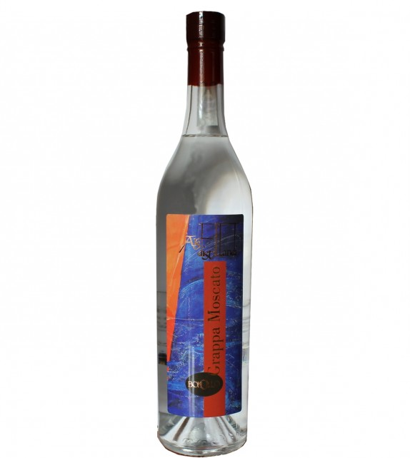 Grappa moscato ars distillandi