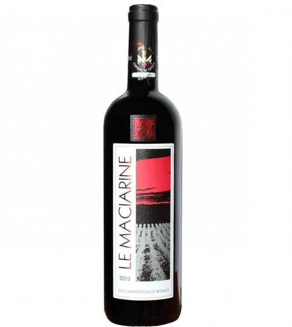 Le Maciarine 2013 DOC Montecucco Rosso