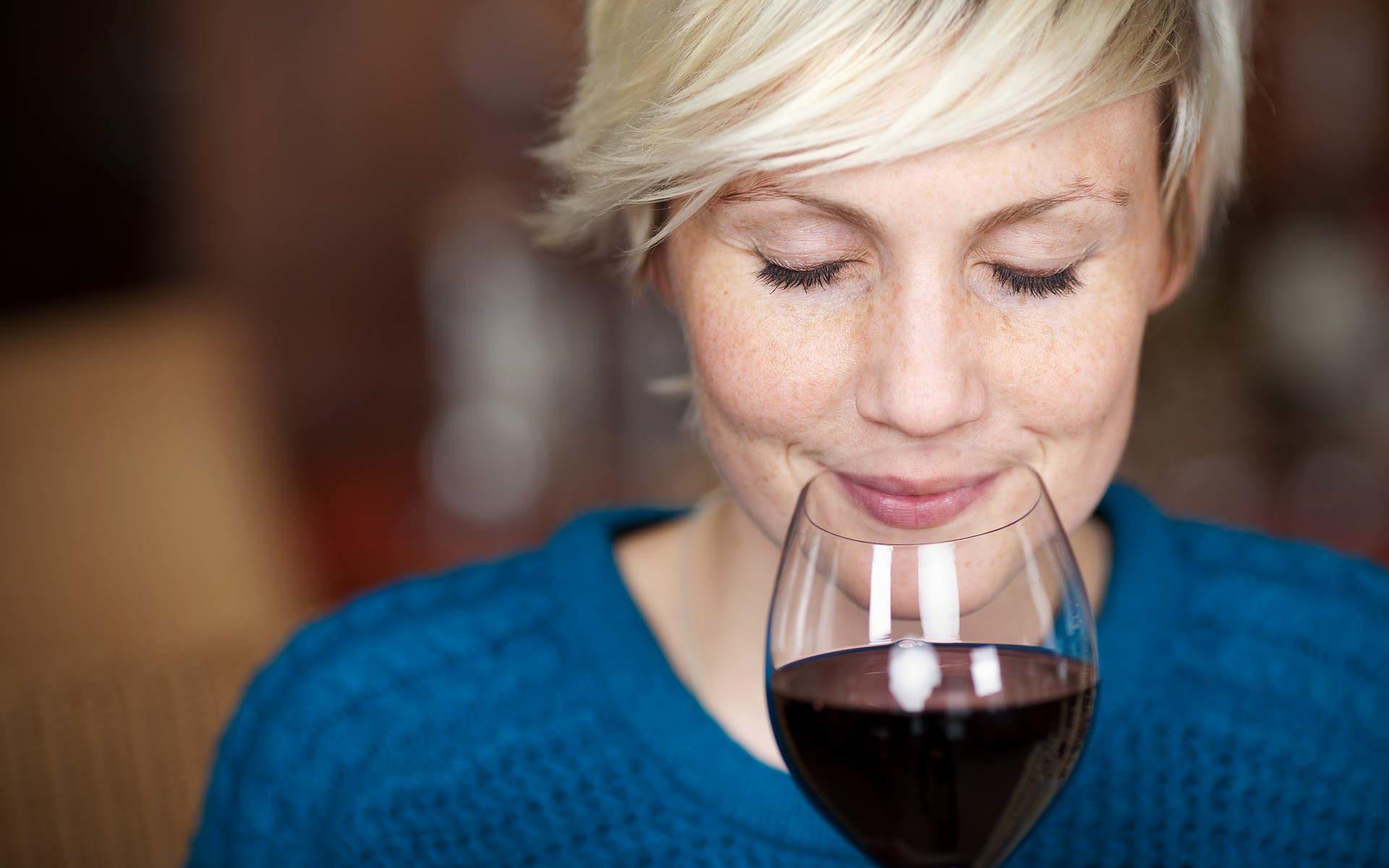 Riconoscere vino buono