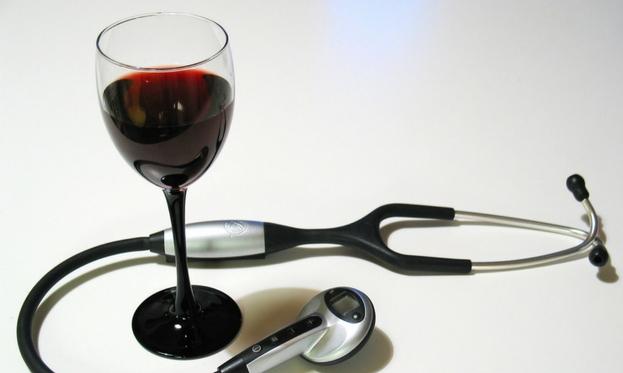 Proprietà terapeutiche vino