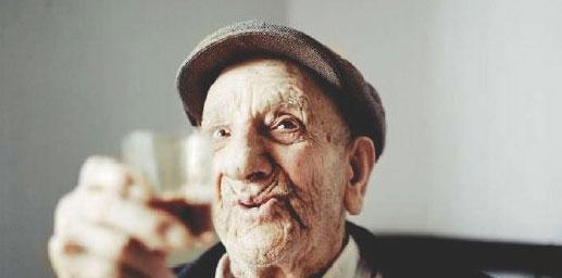 Il vino Cannonau è l'elisir di longevità
