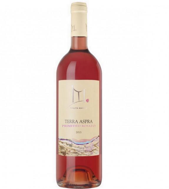 """Basilicata Rosato DOP BIO """"Terra Aspra"""" 2015 - Tenuta Marino"""