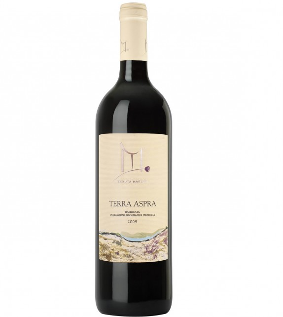 """Basilicata Syrah IGP """"Terra Aspra"""" 2009 - Tenuta Marino"""