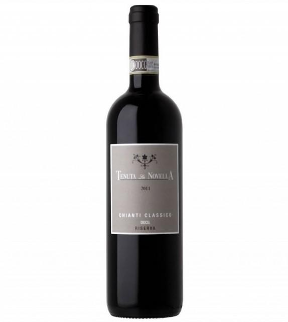 """Toscana Sangiovese DOCG BIO """"Chianti Classico Riserva"""" 2011 - Tenuta La Novella"""