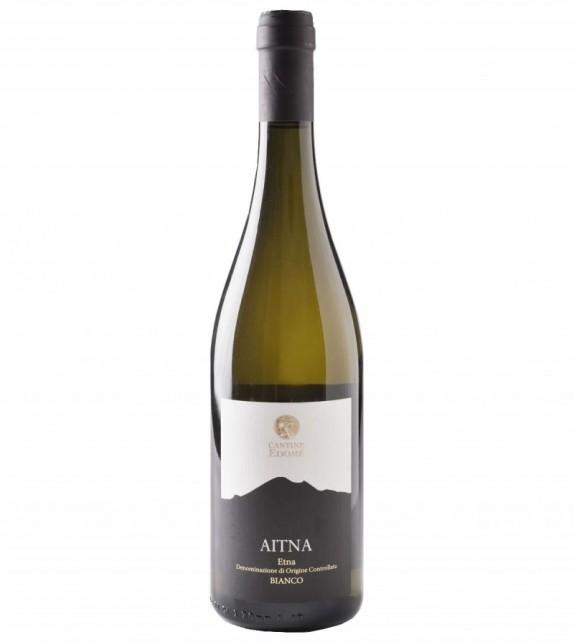 "Etna Bianco DOC ""Aitna"" 2016 - Cantine Edomè"