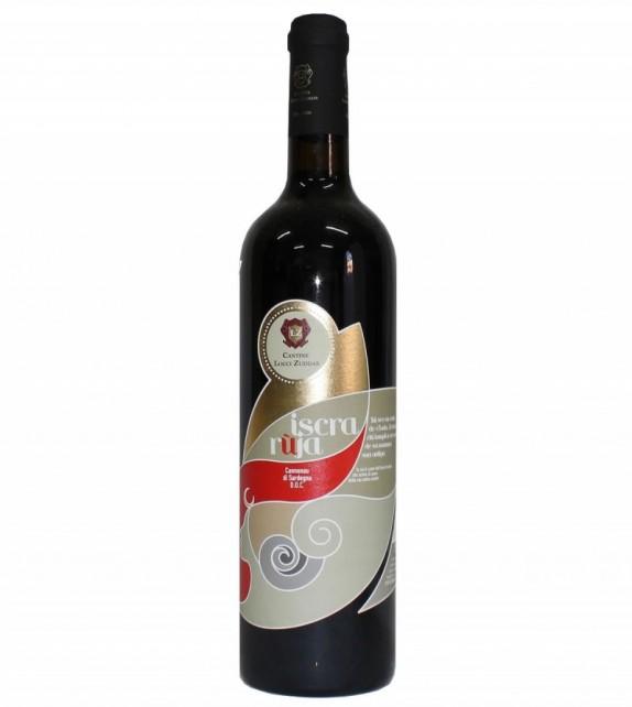 "Cannonau di Sardegna DOC ""Iscra Rùja"" 2015 - Cantina Locci Zuddas Antonio"