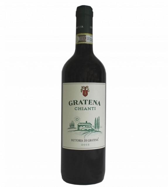 """Toscana Sangiovese DOCG BIO """"Chianti"""" 2015 - Gratena Società Agricola"""