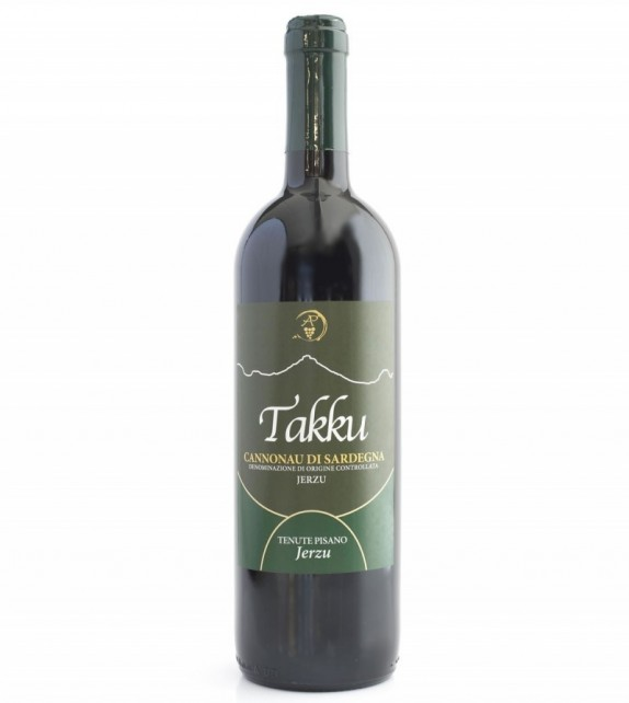 "Cannonau di Sardegna DOC ""Takku"" 2015 - Tenute Pisano Jerzu"