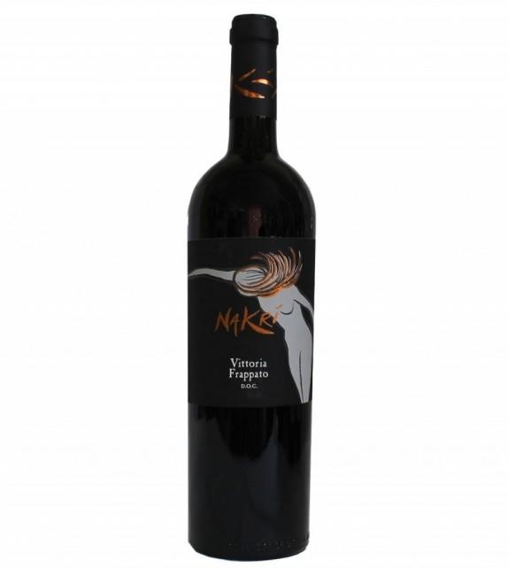 """Sicilia Vittoria Frappato DOC """"Nakrì"""" 2016 - Vini Mortilla"""
