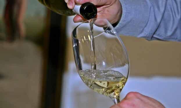 Chiarificazione vino
