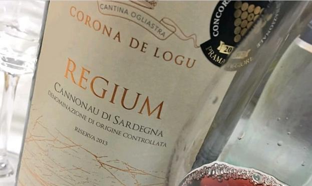 Vino Regium Corona de Logu